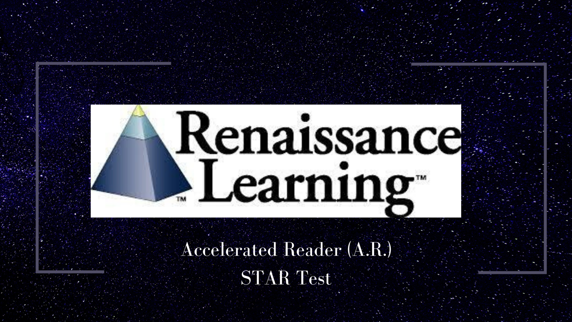 Accelerated Reader and STAR