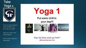 Take Yoga 1