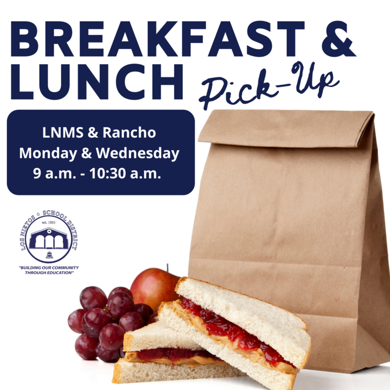 Breakfast and Lunch Pick-Up Featured Photo