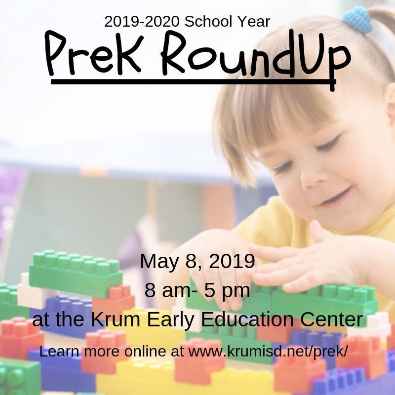 2019-2020 PreK Round Up Thumbnail Image
