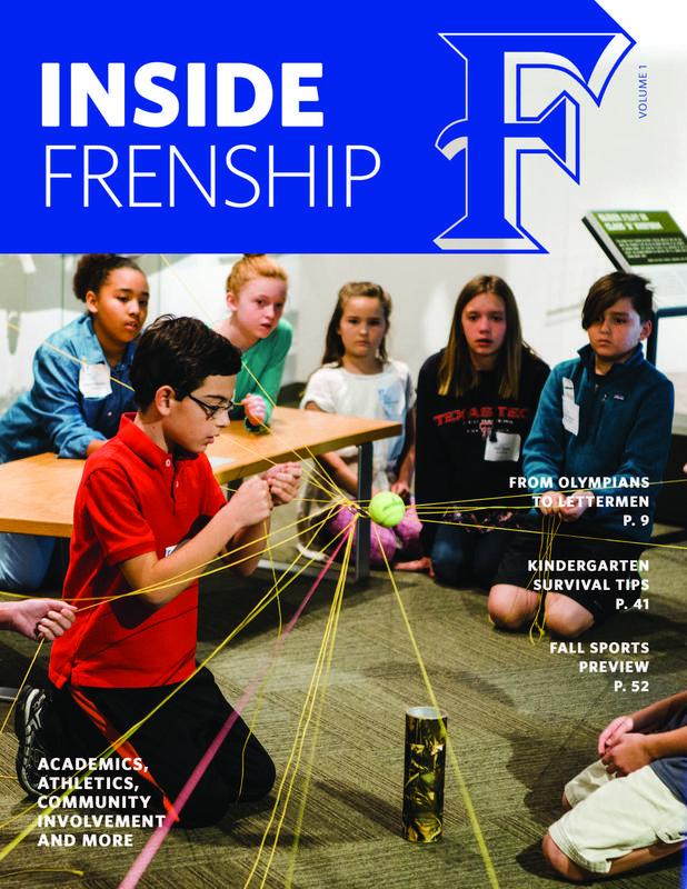 Inside Frenship Volume 1