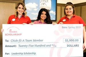 FHS Chick-fil-A Scholarships
