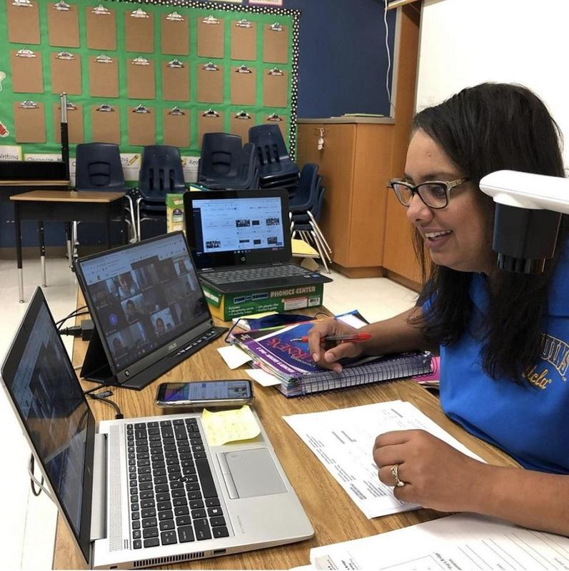 Lynwood Unified Launches Virtual Academy to Tailor Instruction to Needs of Families Featured Photo