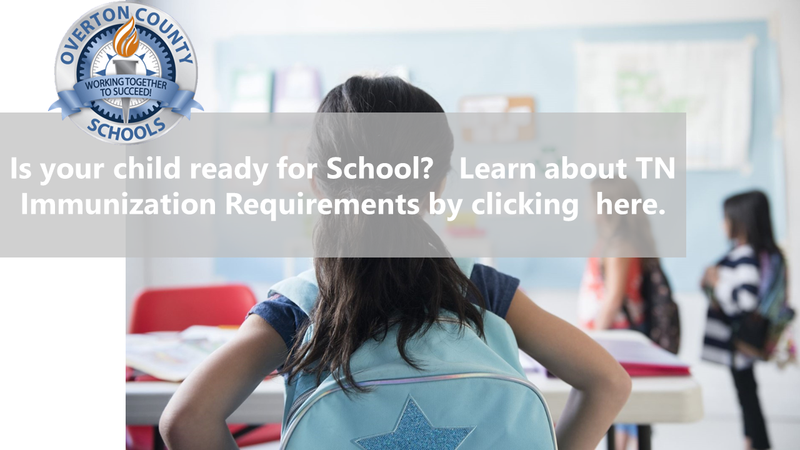 Is your child ready for school learn about TN immunization requirements