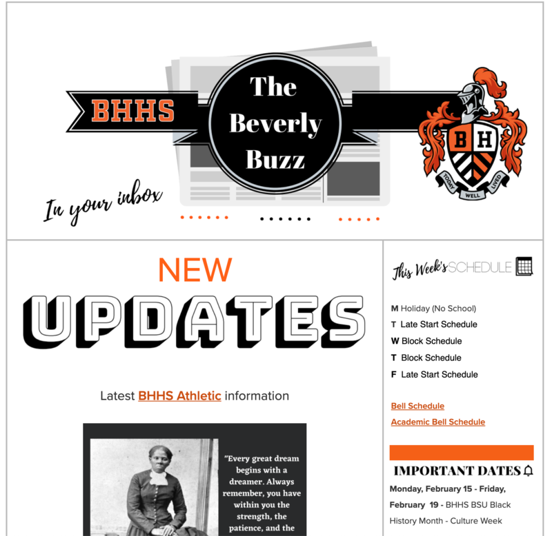 BHHS Newsletter - The Beverly Buzz - Feb. 17, 2021