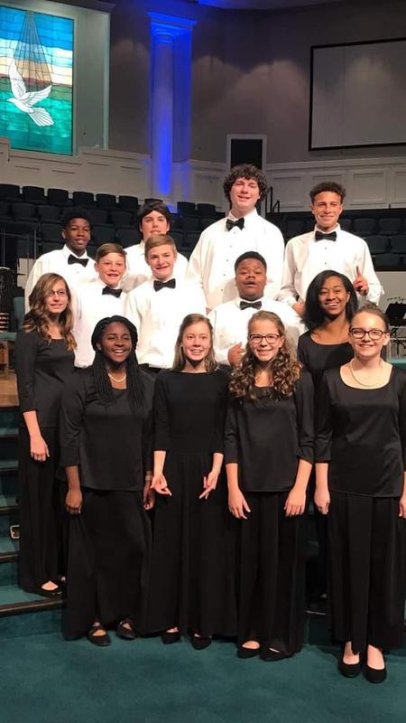 2019 All Northwest Choir Featured Photo