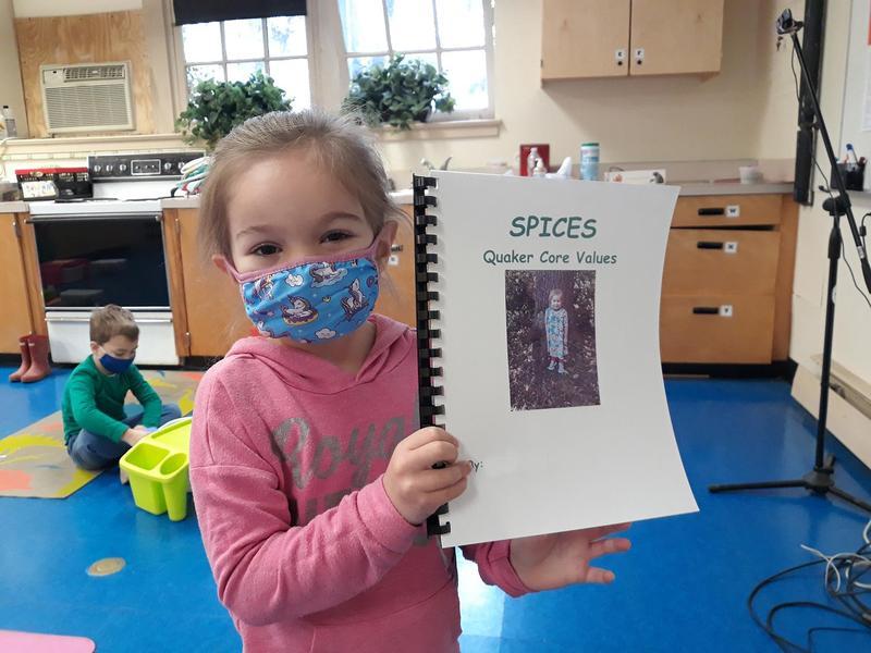 Pre-K Quaker SPICES books Featured Photo