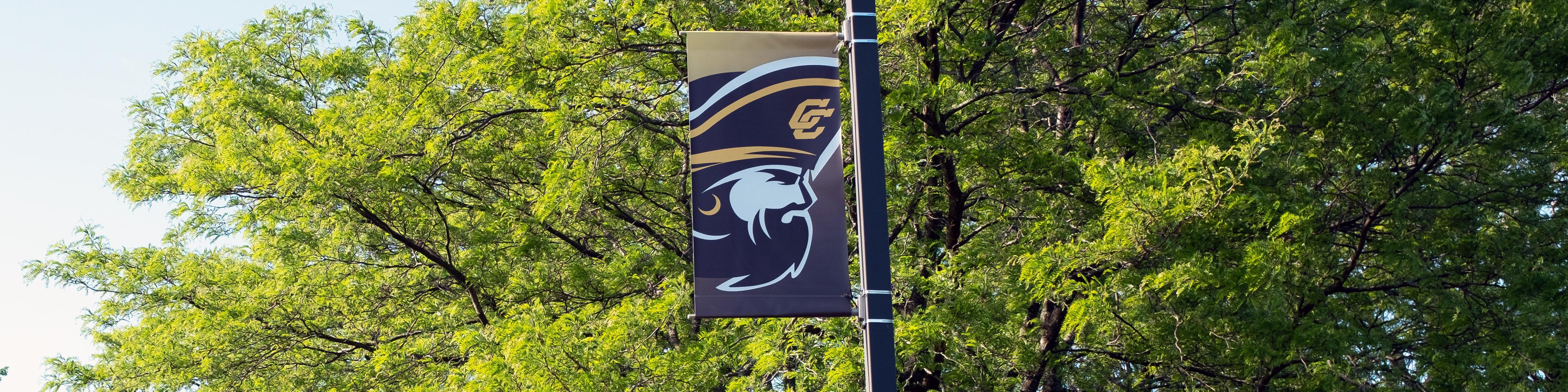 outside banner