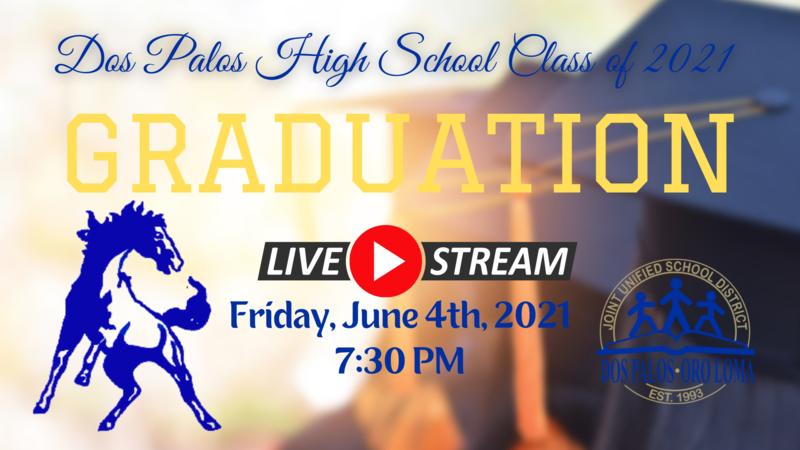Dos Palos High School Graduation Featured Photo
