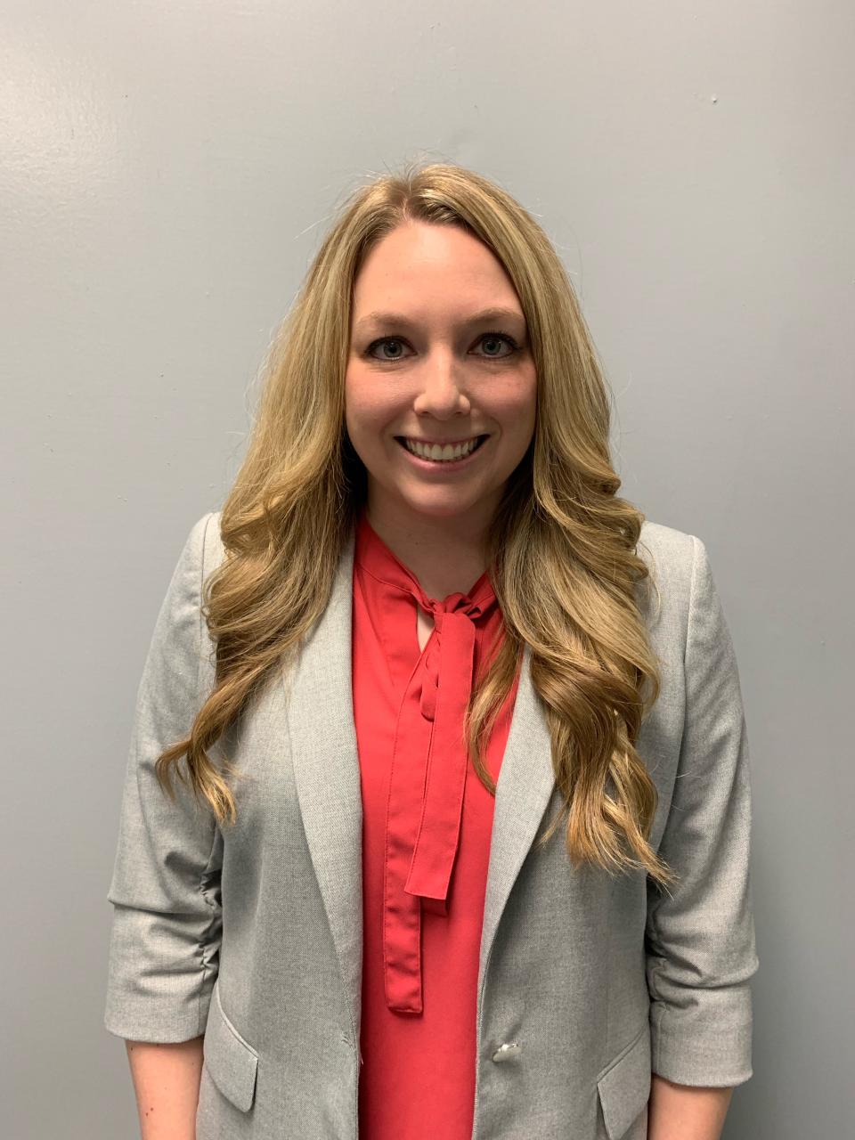 Assistant Principal Lauren Roach