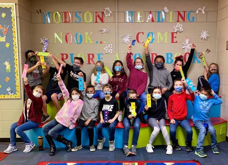Hodson Elementary Readers