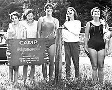 Summer Memories of Camp Wapanacki by Jean Mann