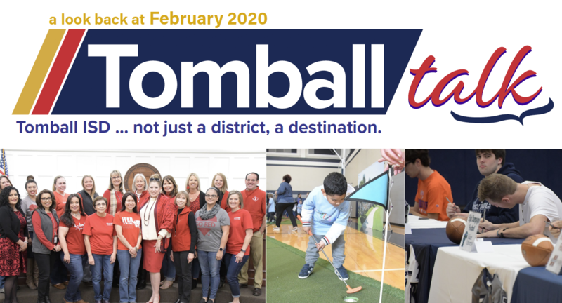Tomball Talk - Feb 2020