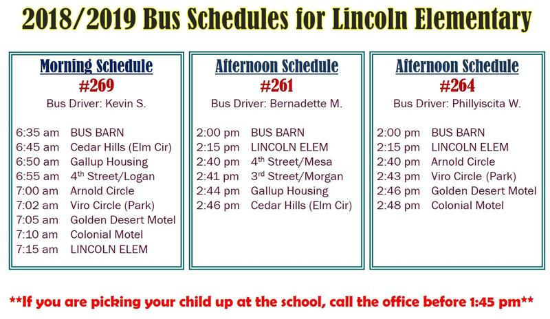 Bus Schedules Featured Photo