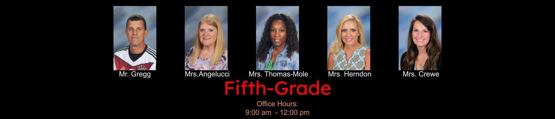 Fifth-Grade