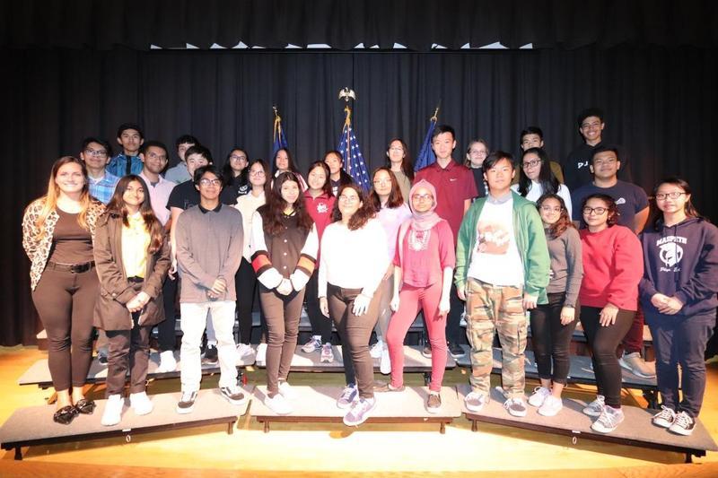 Meet Maspeth High School's . . . Key Clubbers Featured Photo