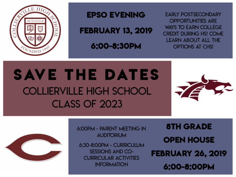 8th Grade Open House Information Featured Photo