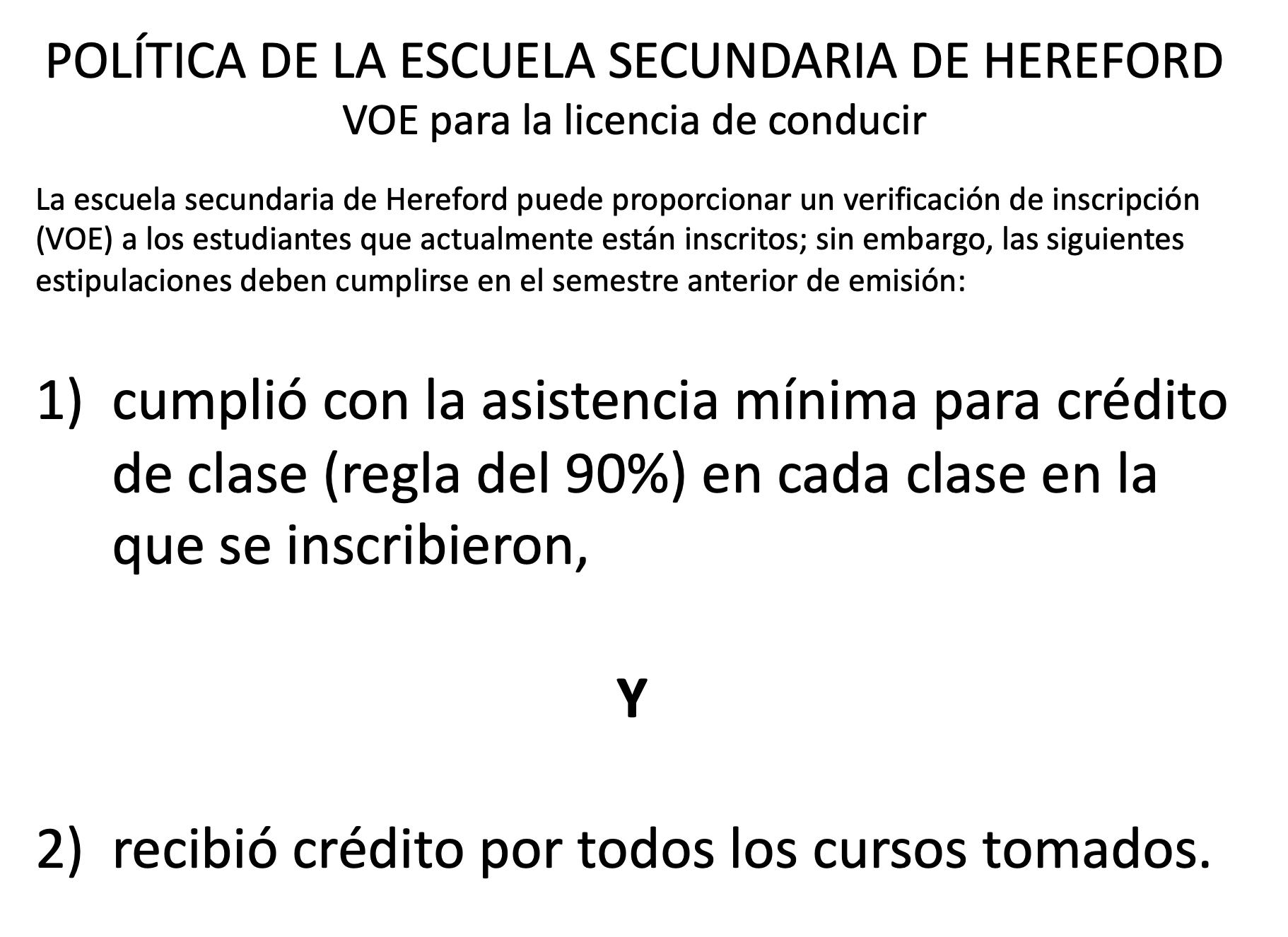 HHS Verification of Enrollment-Spanish