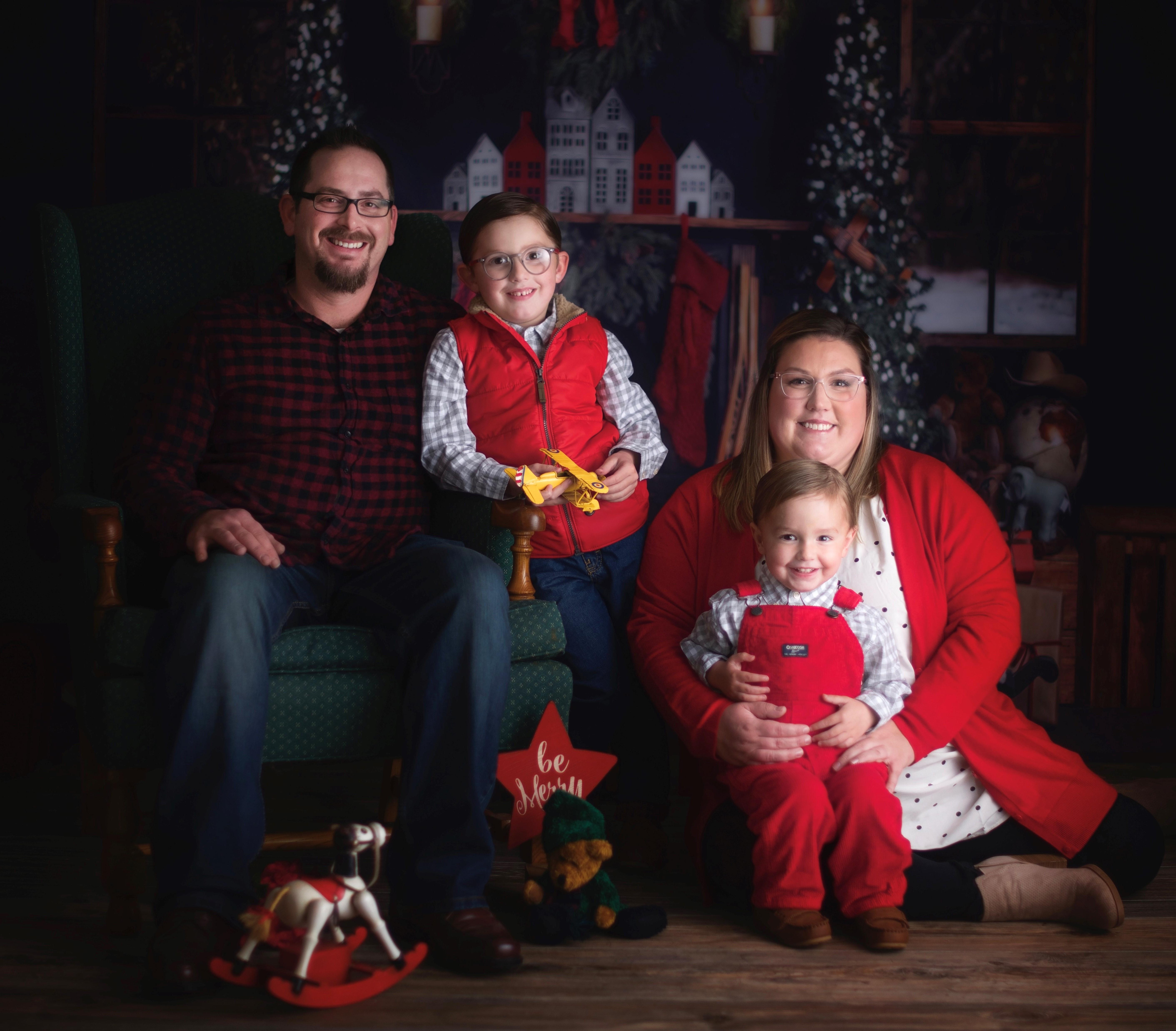 Moritz Family Image