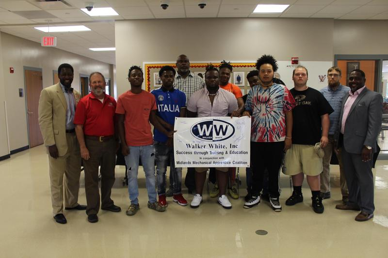 FCTC Students after Signing Day
