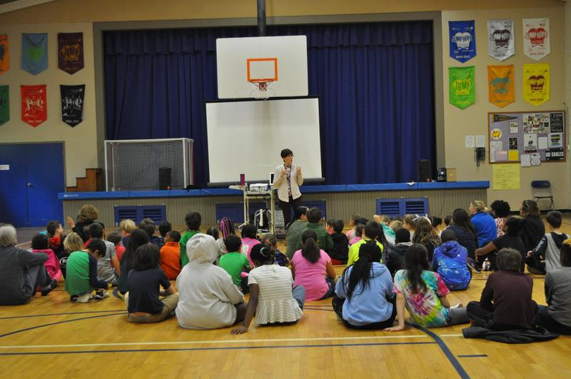 Kindness Day Assembly Featured Photo