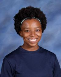 Anaya Crouch, SJHS Student Board Member