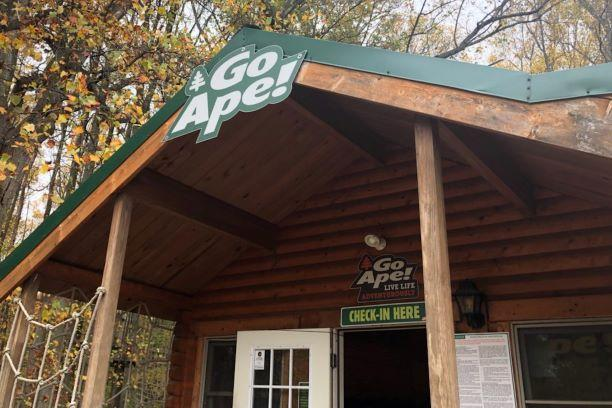 8th Grade Trip to Go Ape in Lums Pond State Park Featured Photo