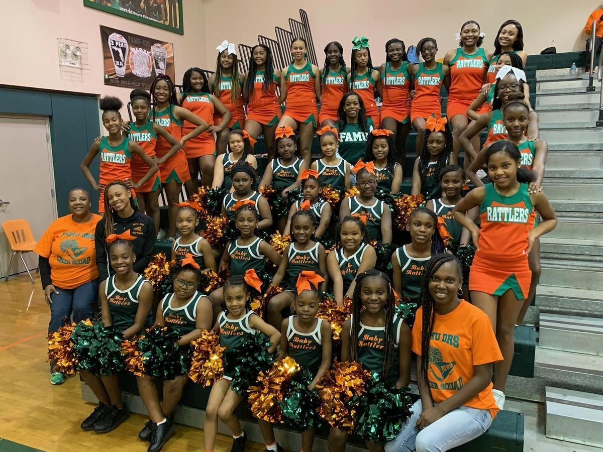 Cheer Squad January 2020