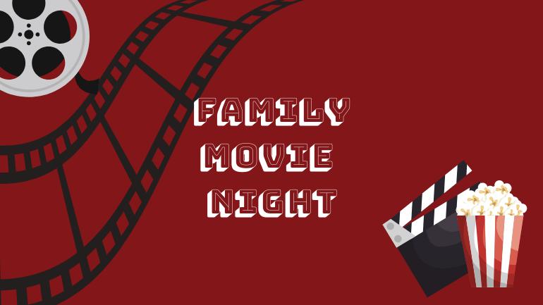 Family Movie Night Thumbnail Image