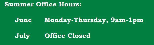 Summer Hours Featured Photo