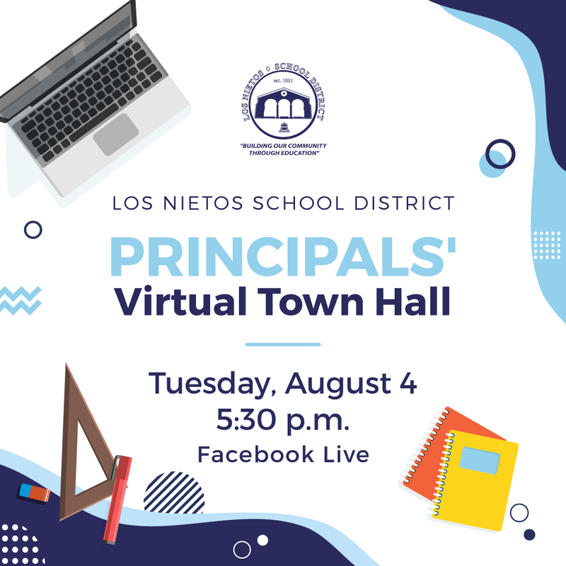 Principals' Virtual Town Hall Featured Photo