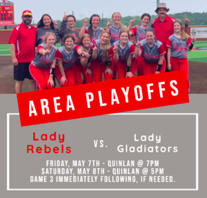 Lady Rebels Playoff