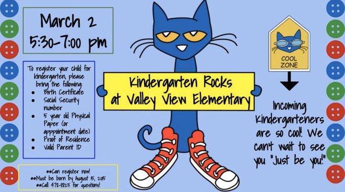 Kindergarten Rocks! Featured Photo