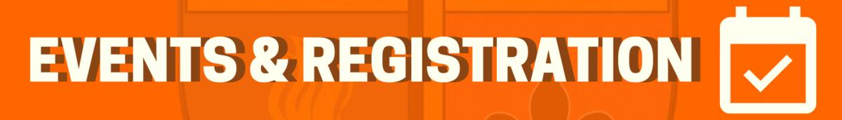 Events Registration