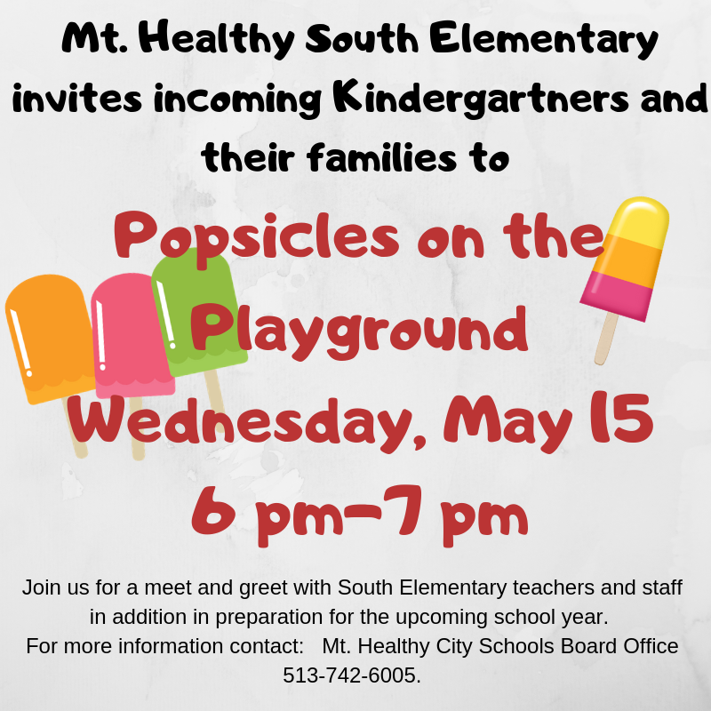 Popsicles on the Playground graphic