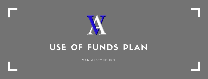 use of funds plan