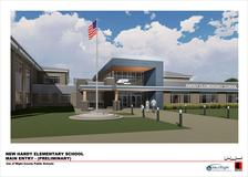 The new Hardy Elementary
