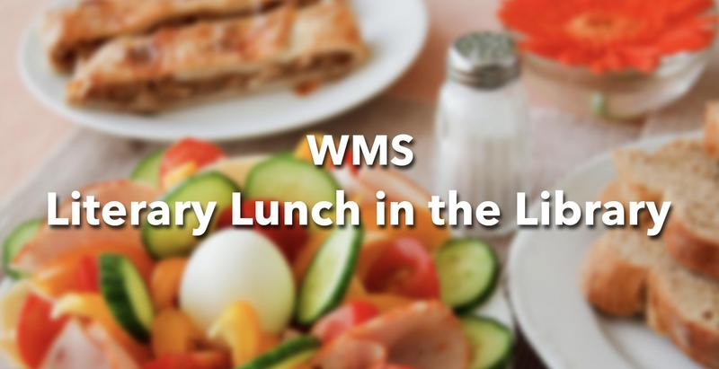 WMS Literary Lunch
