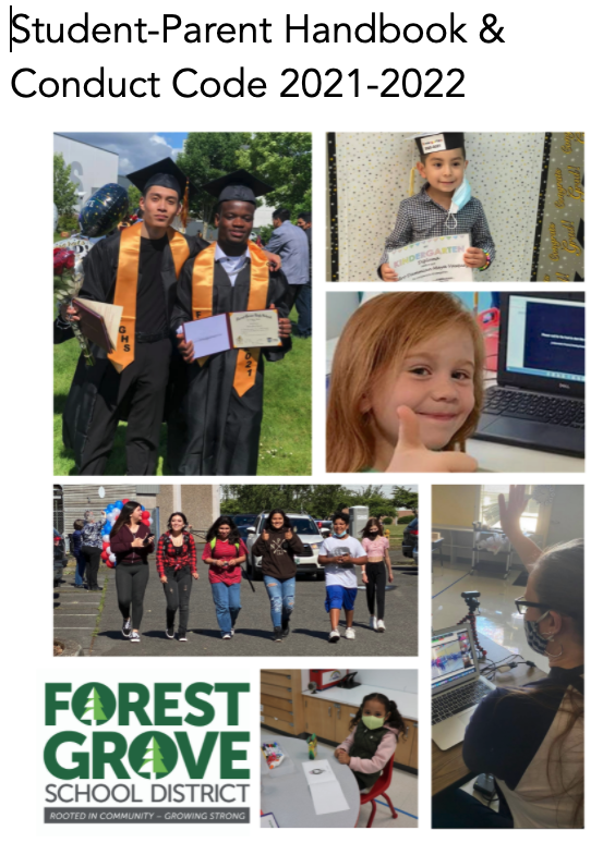 Student Parent Handbook 2021-2022