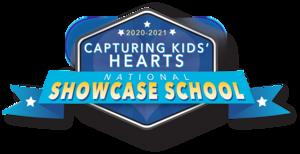 Capturing Kids' Hearts National Showcase Schools emblem