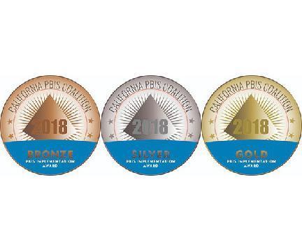 PBIS medals
