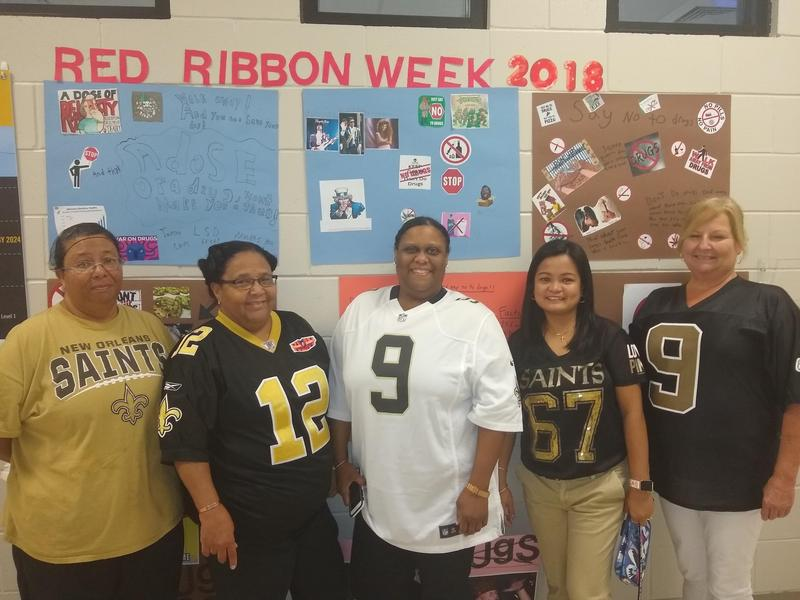 RED RIBBON WEEK 2018 Thumbnail Image