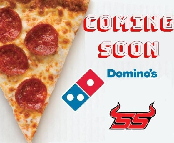 Domino's Pizza Coming Soon! Featured Photo