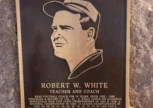 TK Shirts Ad - Bob White Memorial Plaque