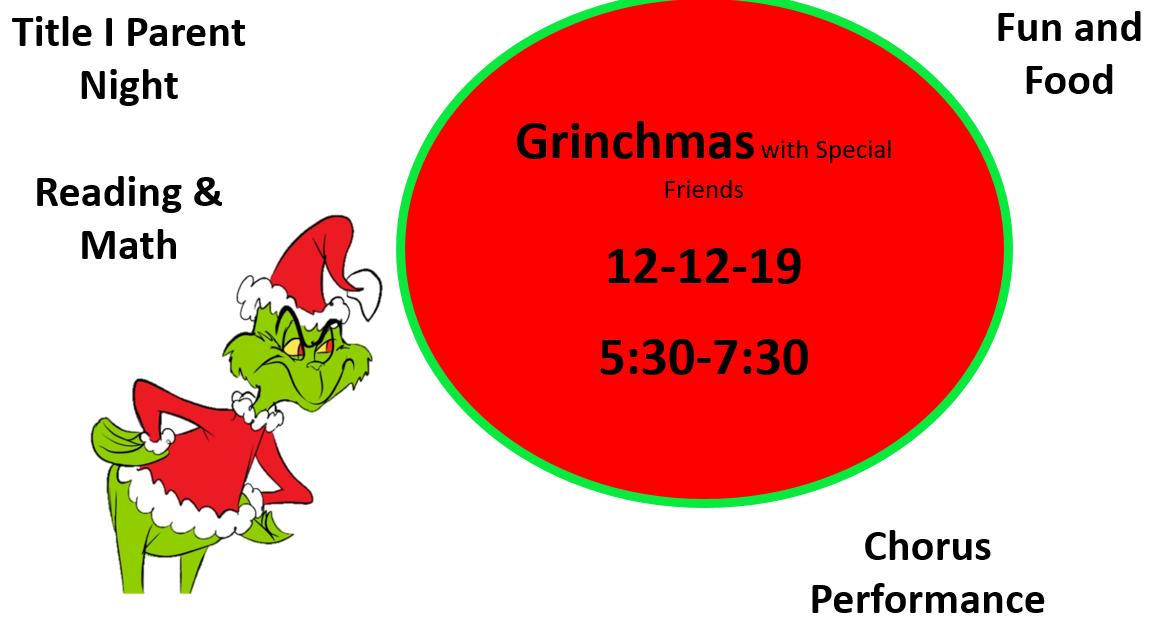 Grinchmas Title I Event