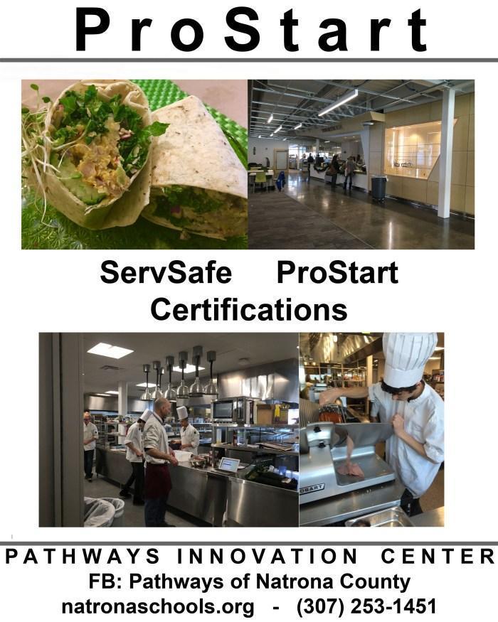 Pathway Innovation Center Pro Start Program Flyer