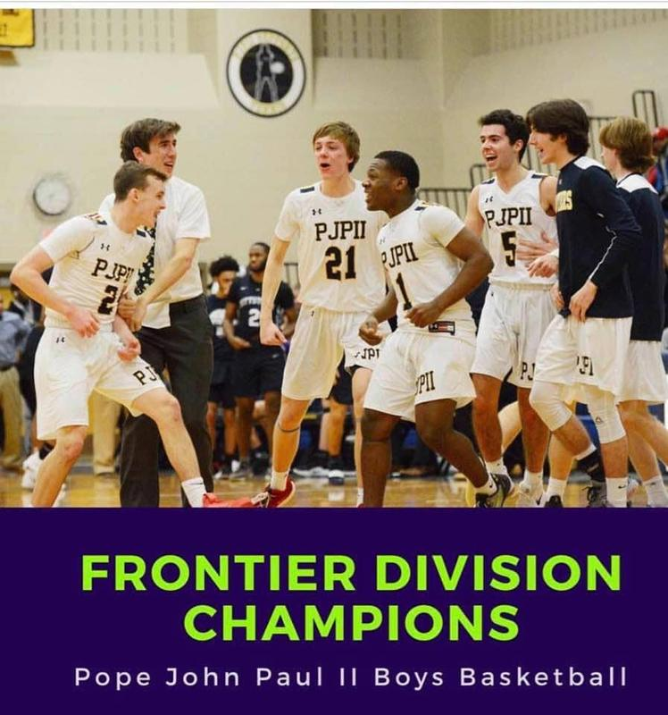 Pope John Paul II wins PAC's Frontier Division Thumbnail Image