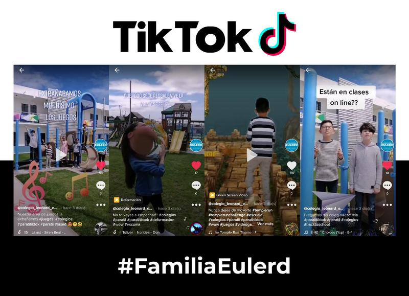 Encuéntranos en TIK TOK Featured Photo