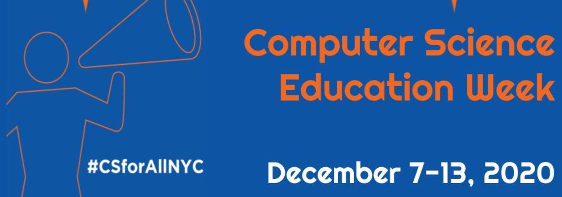 Computer Science Education Week 12/7-12/13