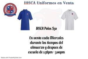 IHSCA Uniforms Sale Spanish - Made with PosterMyWall.jpg